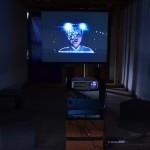 Shezad Dawood, Piercing Brightness, 2012. Installation view at Hanmi Gallery.