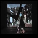 Alexis Milne, The Delinquents: Part 3 'Cut Faster', 2011. Video, 2min 30 sec.