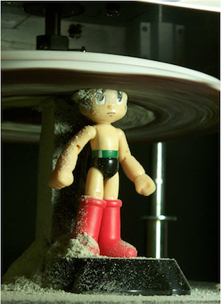 Kiwoun Shin, Approach the Truth Astro Boy. 2006, No.7