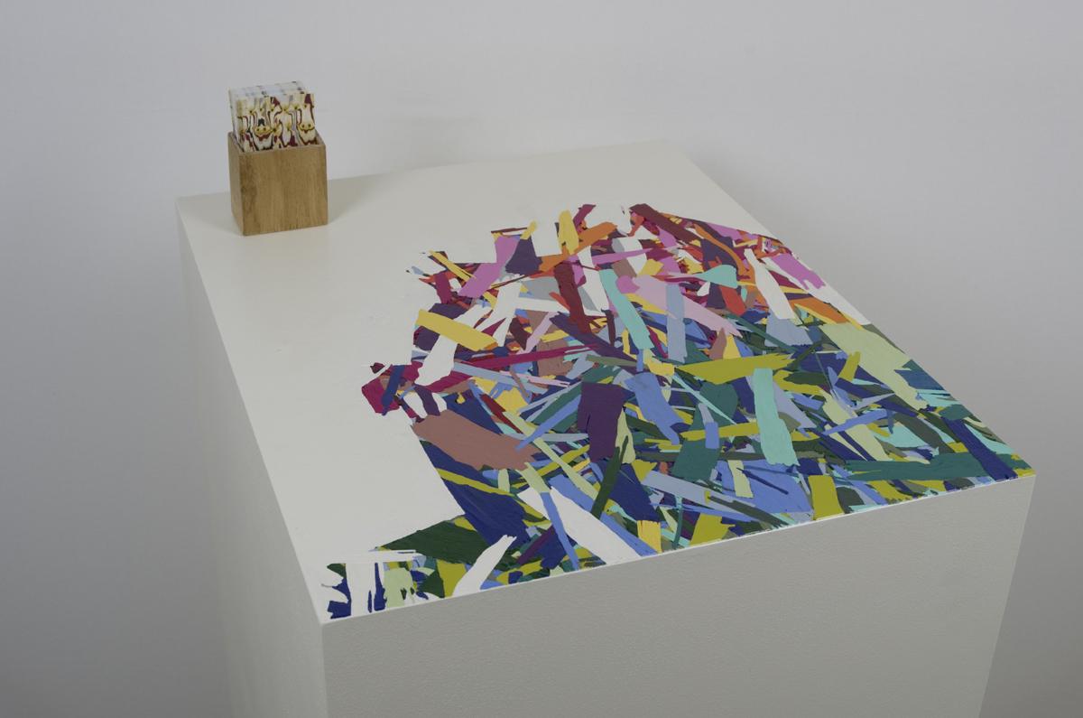 Plinth for Me 2011