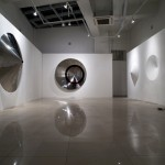 "Sungfeel Yun, ""Solo exhibition in Zaha museum in Seoul"", 2012, Installation view."