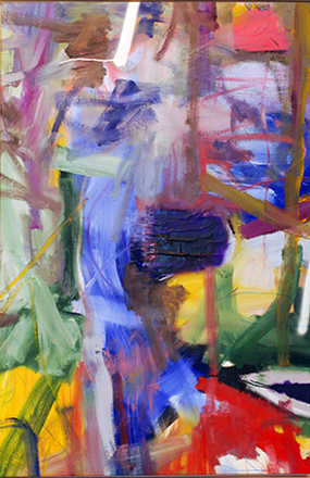 No.3  150-100 cm  Oil on canvas