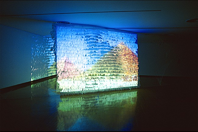 "Mioon, ""Tourist Project"", (2003), Video."