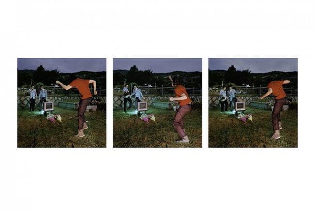 Jinkyun Ahn, Dance Dance Dance, Photograph.