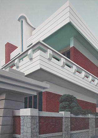 51(Jutaek,Seogyodong,Seoul)140x100cm,2011