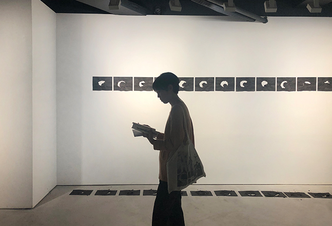 Birgitta Hosea, Aug 2018, Hanmi Gallery Seoul Exhibition View