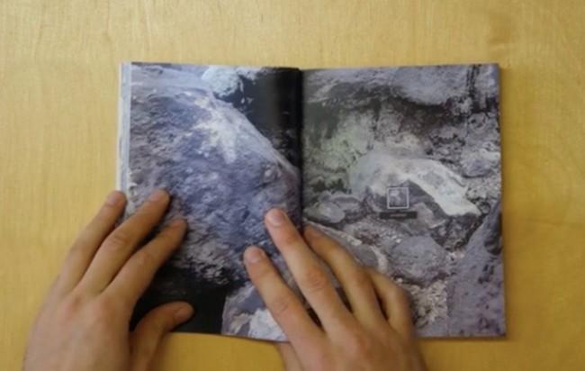 Max Neupert, Unnamed: Artist's Book 2013.