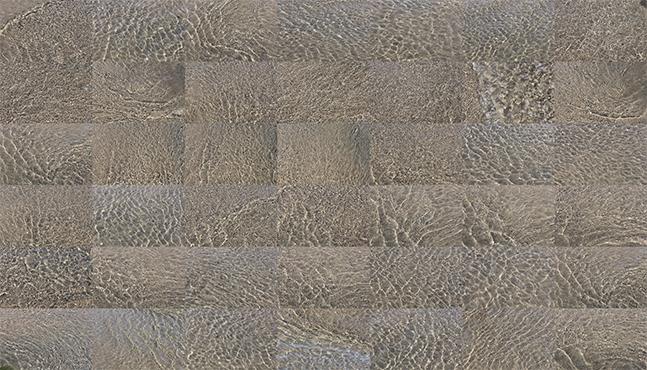 Hye Kyung Cho, Variation, 2017, Diases, 68x118.5cm