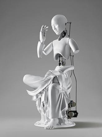 Ziwon_Wang_Pensive_mechanical_Bodhisattva_2010 _ No. 6