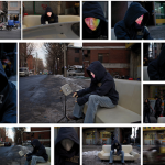"Sang Jin Kim, ""The Street Where I am Living"", 2010. Mixed materials, 140 x 200 x 160 cm."