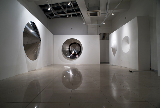 Solo exhibition in Zaha museum in Seoul, 2012