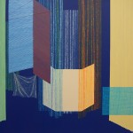 Yumi Chung, Veiled as Seen, 2013, Acrylic paint on canvas, 110×160cm