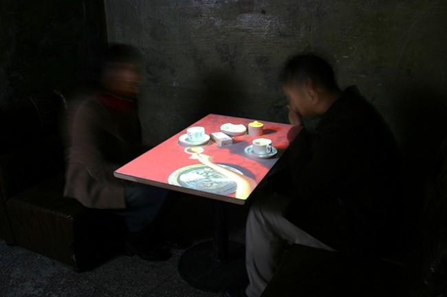 """Chang Kyum Kim, """"Sarubia Dabang 2"""", 2003, Video Installation, approx 6 min."""