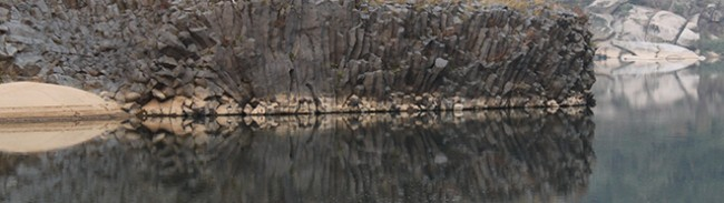 "Hyekyung Cho, ""Untitled"", 2010, Variation, Ink print, 123 x 43.5 cm."