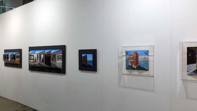 Hanmi Gallery at KIAF 2015.